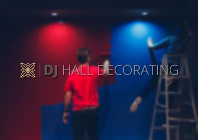 D.J. Hall Decorating